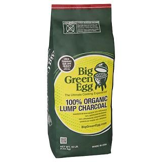 Уголь древесный органический крупнокусковой, пакет 4.5 кг
