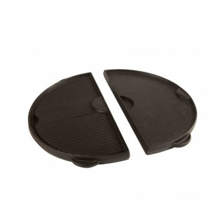 Сковорода полукруглая чугунная для гриля L (диаметр 41см)