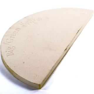 Камень керамический полукруглый для выпекания XL
