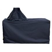 Чехол вентилируемый для гриля XL в столе (черный) купить в интернет-магазине с доставкой