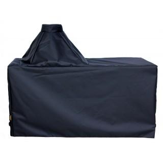 Чехол вентилируемый для гриля XL в столе (черный)