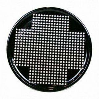 Противень для пиццы (диаметр 40см), перфорированный эмалированный для гриля XXL/XL/L