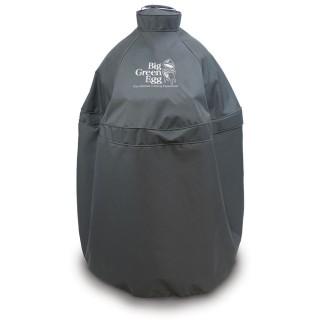 Чехол Премиум вентилируемый чёрный для гриля L на подставке
