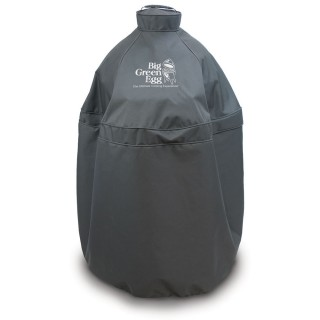 Чехол Премиум вентилируемый чёрный для гриля M на подставке