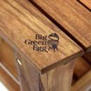 Стол из акации для гриля Big Green Egg L